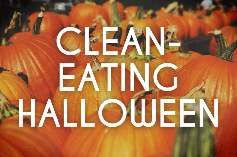 Clean-Eating Halloween