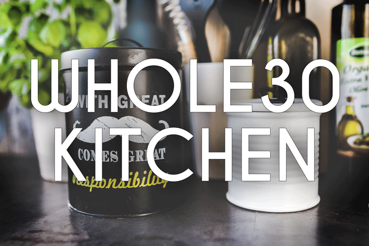 Whole30 Kitchen